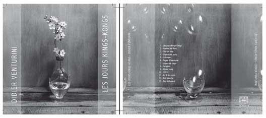 Album Les jours Kings-Kongs