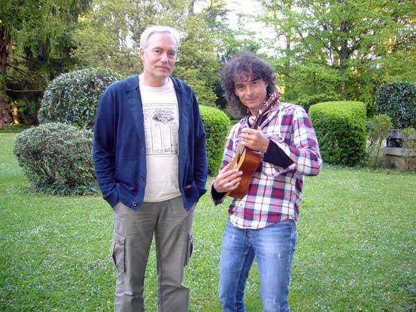 Didier Venturini et Claude Duverney